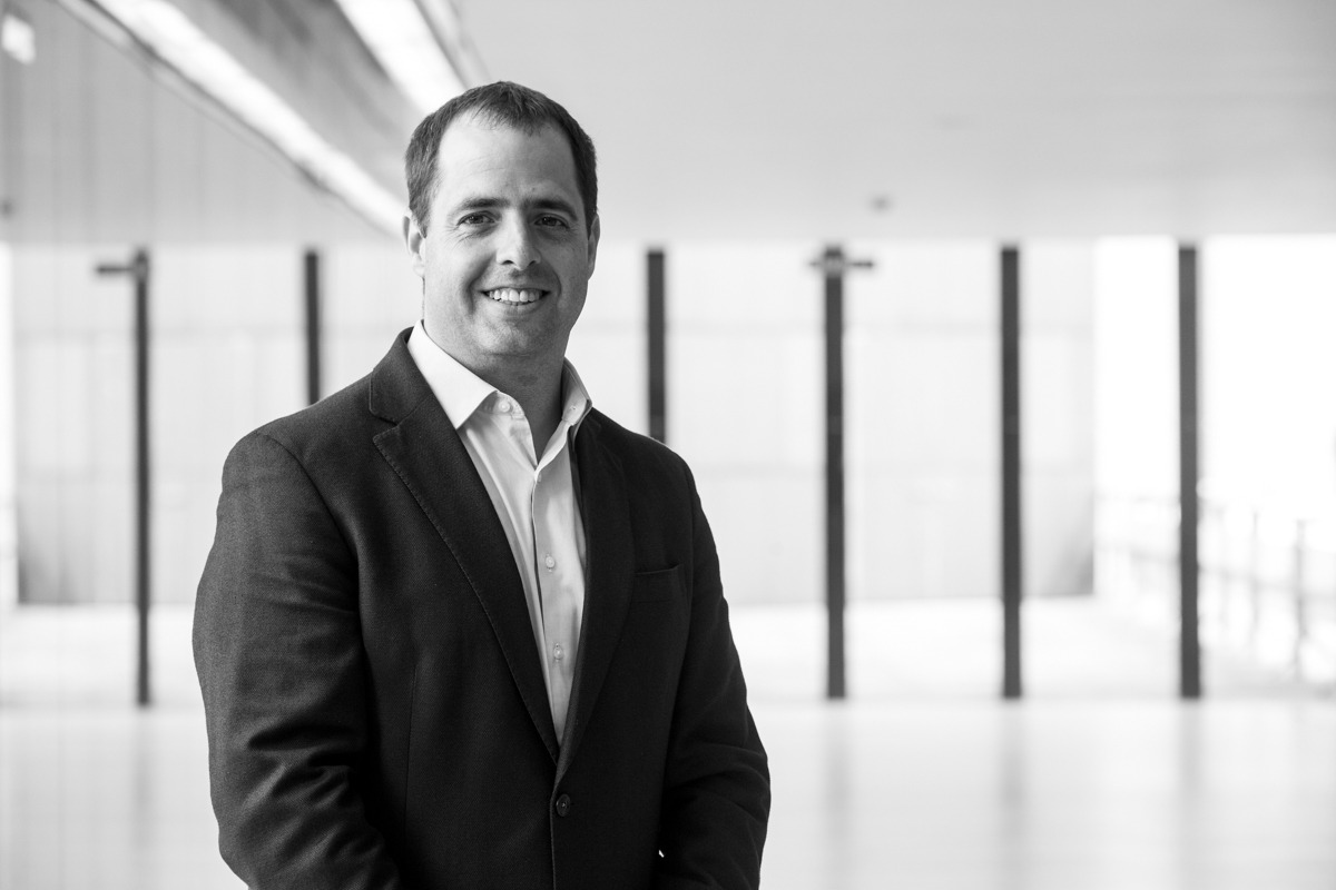 Peio Arbeloa, director general para España del grupo cervecero Mahou-San Miguel.