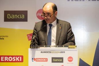 El consejero Manu Ayerdi.
