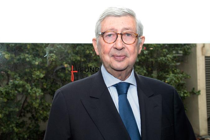 Rafael Puyol, presidente de SECOT, ofreció recientemente una conferencia en Pamplona.
