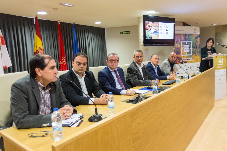 ribera-forum-vanity-1 Abel Casado, Rubén González, Jesús Berisa, Paco Irizar, Raimundo Azpilicueta, Juanchi Patús y Sara Sánchez en Ribera Forum 2019.