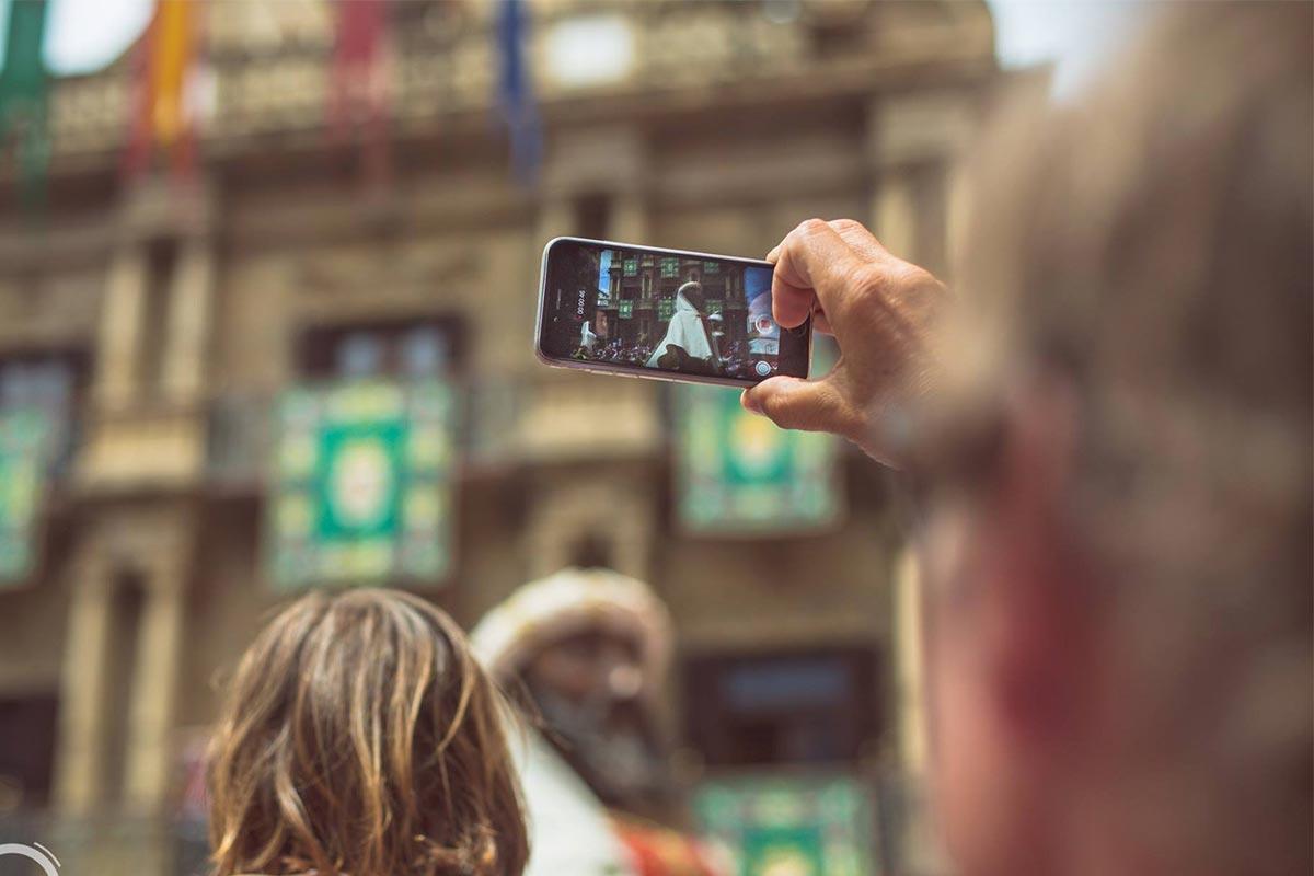 Los días de San Fermín se llenan de eventos y citas fuera y dentro de programa.