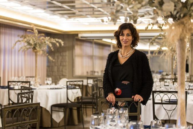 Sara Martínez es la directora del renovado Hotel El Toro. (FOTOS: Víctor Rodrigo)