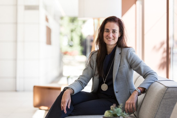 Lorena Sánchez, directora general de Grupo Tanatorios Irache