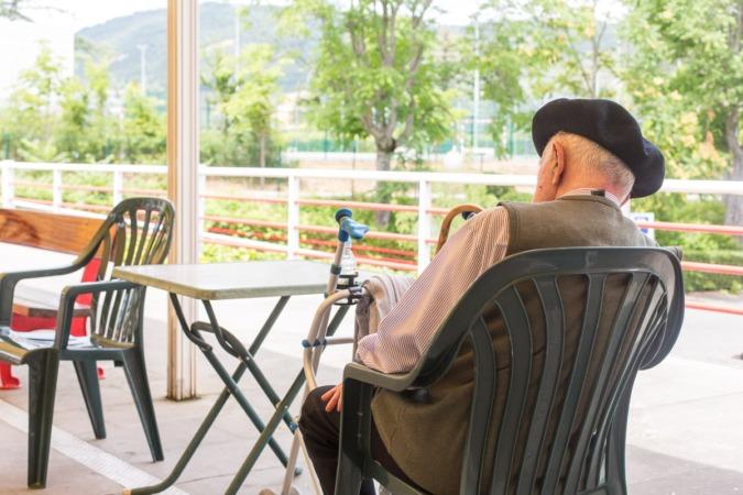 El envejecimiento de la población continuará en los próximos años.