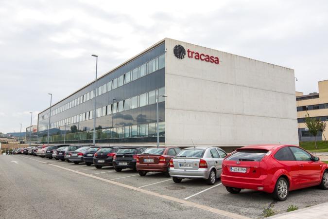 Imagen exterior de Tracasa (archivo).
