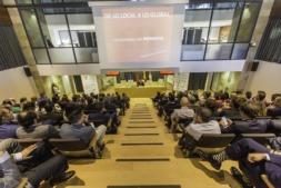 Como el año pasado, la Mancomunidad de la Ribera acogerá una nueva edición del Ribera Fórum dedicado este año al Turismo. (FOTO: Víctor Rodrigo)