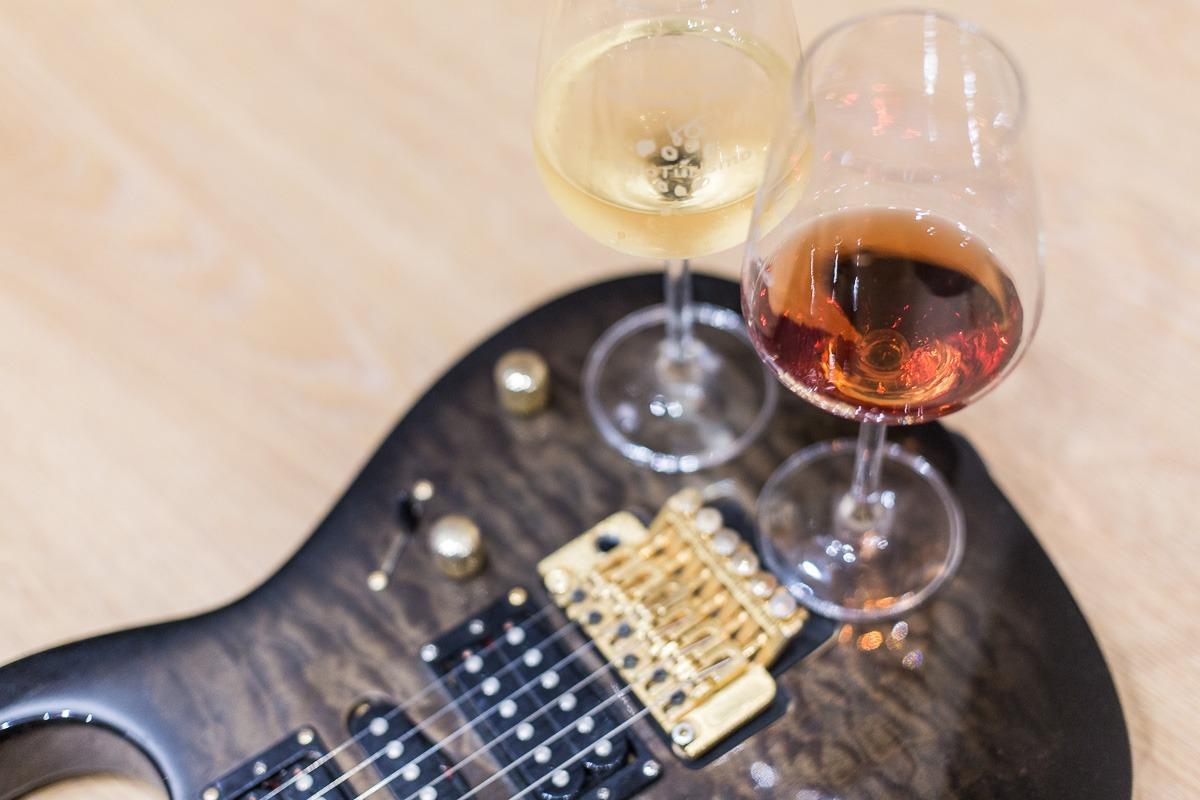 Música, vino pop y gastronomía en 'Turmalina, Music & Wine Fest'.