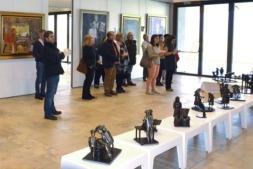 Exposición 'Arte para vivir y para soñar' en el Mirador de Yrisarri (IrriSarri Land).