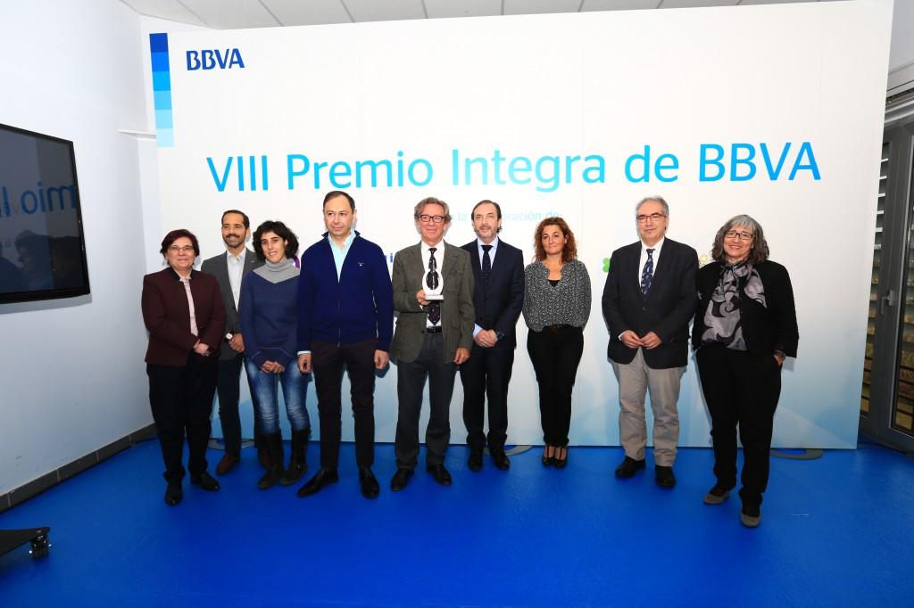Premio Integra BBVA AMIMET