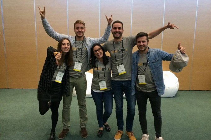Estudiantes de la UPNA compiten en un evento internacional de SAP