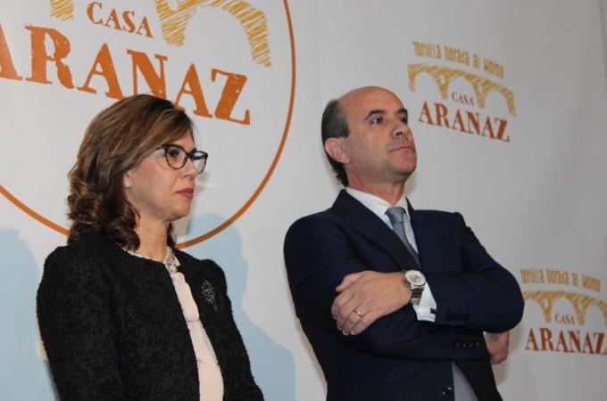 Casa Aranaz inaugura sus instalaciones en la Ciudad Agroalimentaria de Tudela