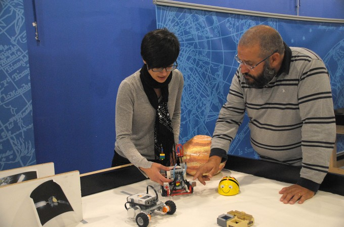 Robots: del juego al aprendizaje