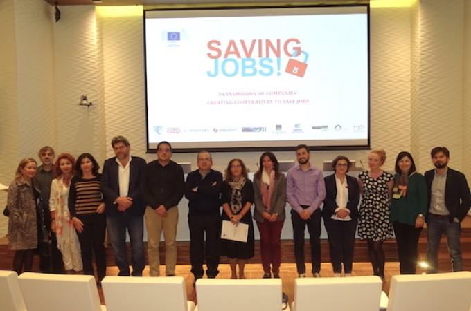 ANEL aporta su experiencia al proyecto 'Saving Jobs!'