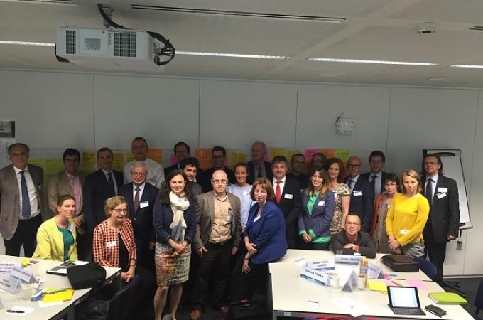 Presencia navarra en el último panel europeo de expertos en 'Bioeconomía'