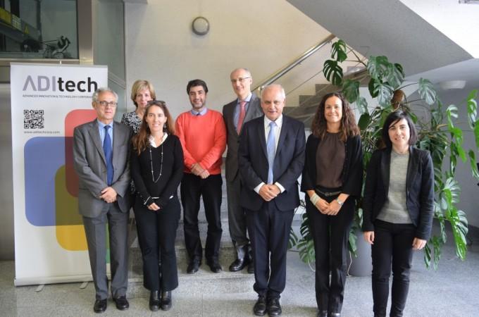 ADItech organiza el 'Ier Encuentro de Redes de Cooperación Tecnológica'
