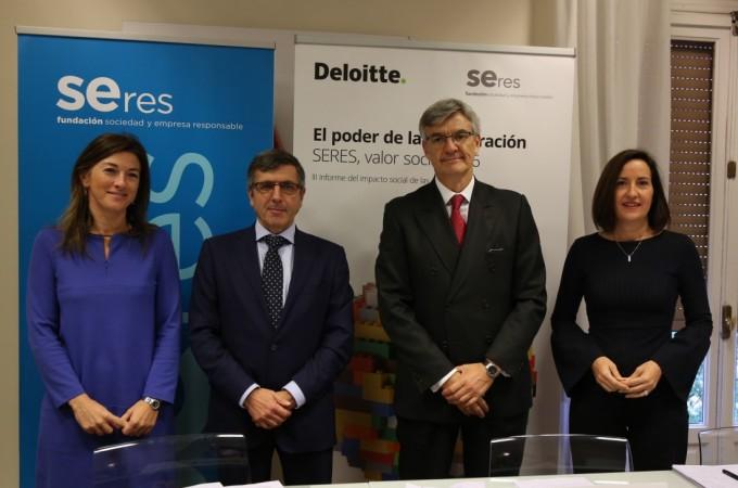 La inversión de las empresas en RSE supera los 741 M. de €