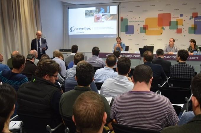 Concurrida Jornada sobre Comunicaciones Inalámbricas Industriales en CEMITEC
