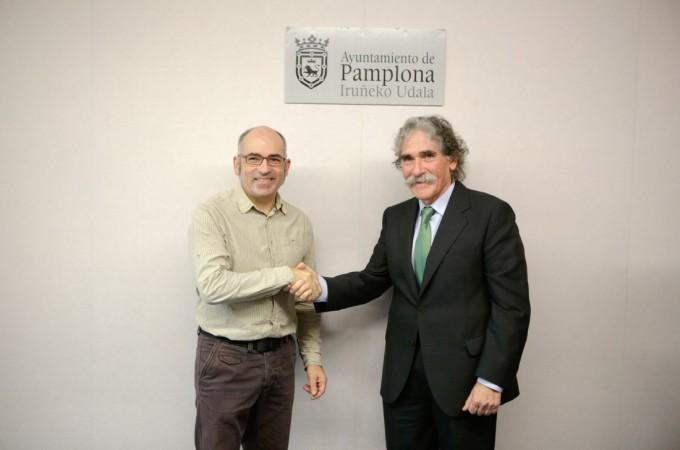 Pamplona adjudica a Tasubinsa el servicio de limpieza viaria