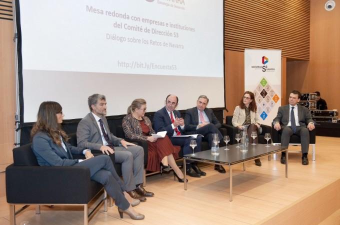 """Una estrategia para una Navarra """"más sostenible y próspera"""" en 2030"""