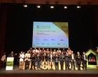 'Manifiesto' en Pamplona por una mayor eficiencia en la edificación