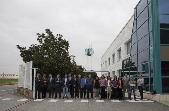 Jofemar, sede del proyecto europeo 'Spectra'