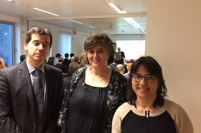 Navarra participa en Bruselas del lanzamiento del proyecto 'Screen'