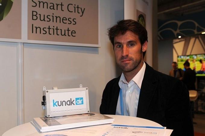 Kunak innova un sistema de control del aire y el ruido para las 'Smart Cities'