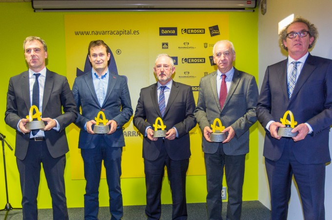El sector agroalimentario celebra los premios 'Alimenta Navarra'