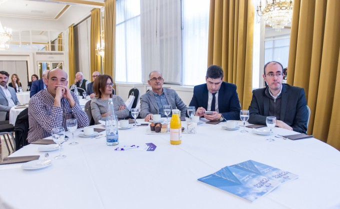 Desayuno Empresarial con Antonio Cobo, presidente de ANFAC