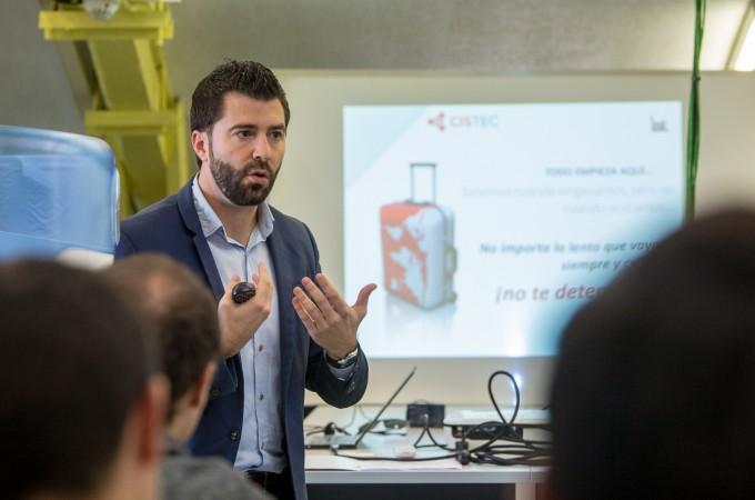 CISTEC technology, candidata a los premios 'Aster – Mejor Emprendedor Navarra'