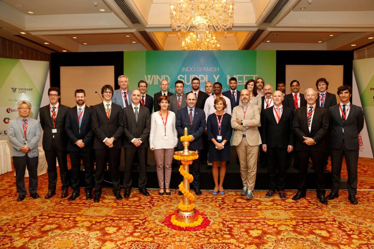 Acuerdos eólica Navarra India