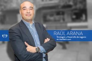 Raúl Arana - ttandem.com
