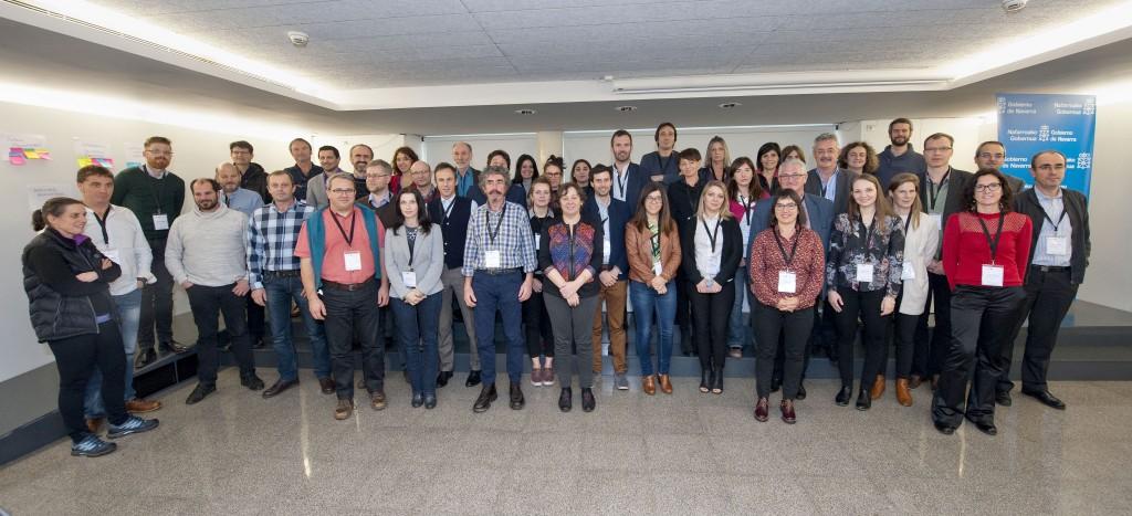 Sector Ecológico agroalimentario de Navarra