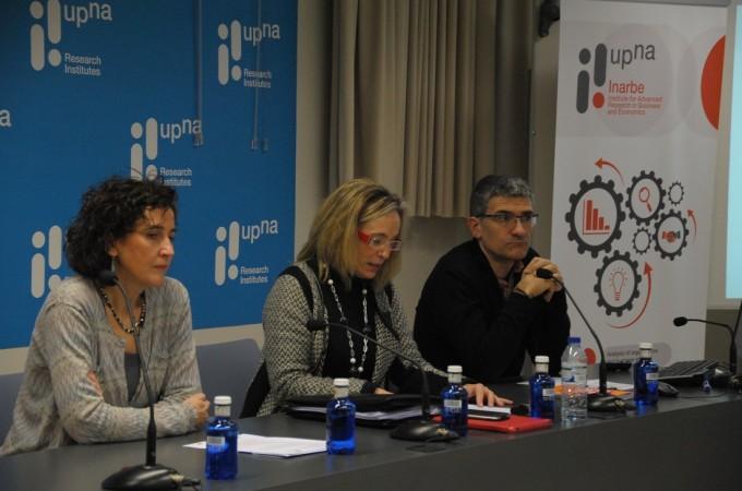 """Izaskun Goñi: """"El espíritu emprendedor es el motor de cualquier economía"""""""
