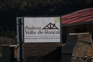 Maderas Valle del Roncal