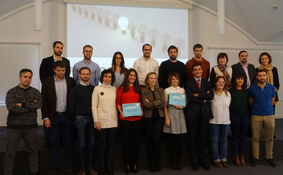 Premios InicÍate 2016