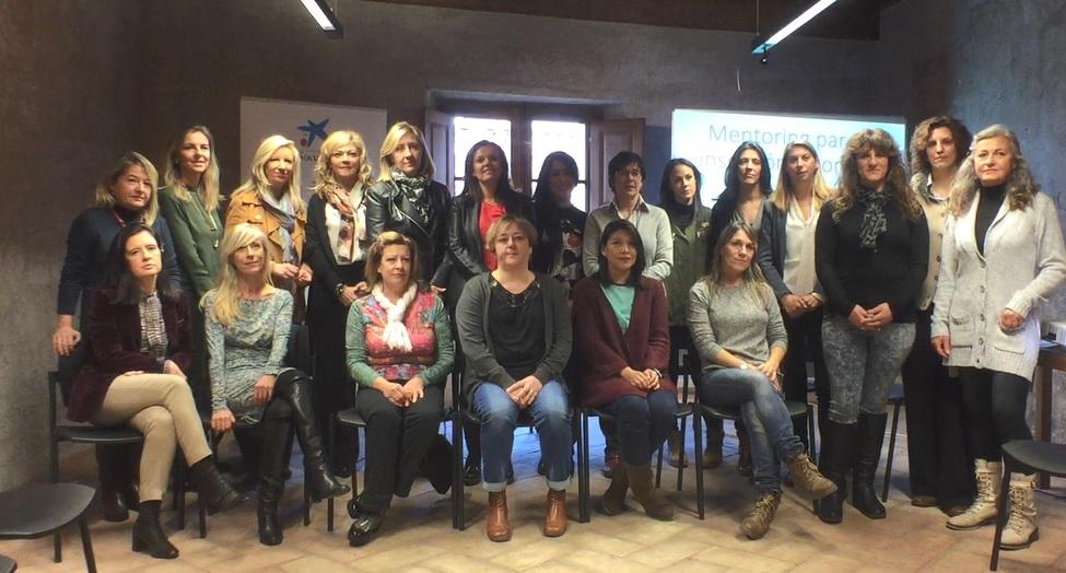 Mentoring para Inserción Laboral de Mujeres