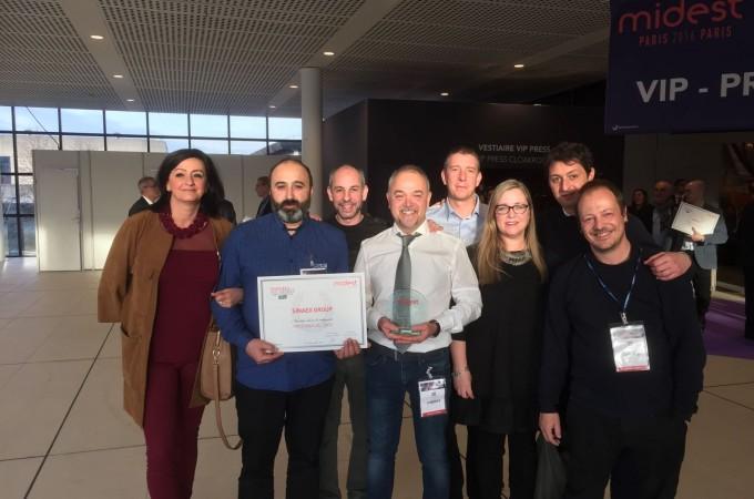 La navarra 'Sinaex Group' conquista la Feria Midest de París