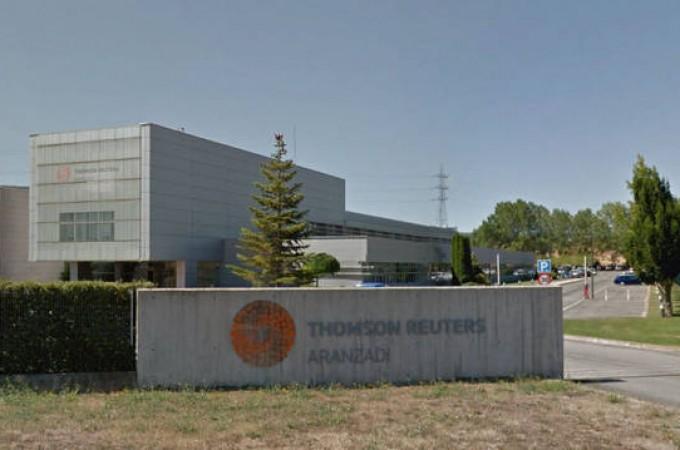 Thomson Reuters concentra en Cizur la actividad que realizaba, hasta ahora, en Valladolid