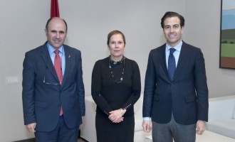 Vía abierta entre Navarra y el ICO por la economía y el empleo de nuestra región