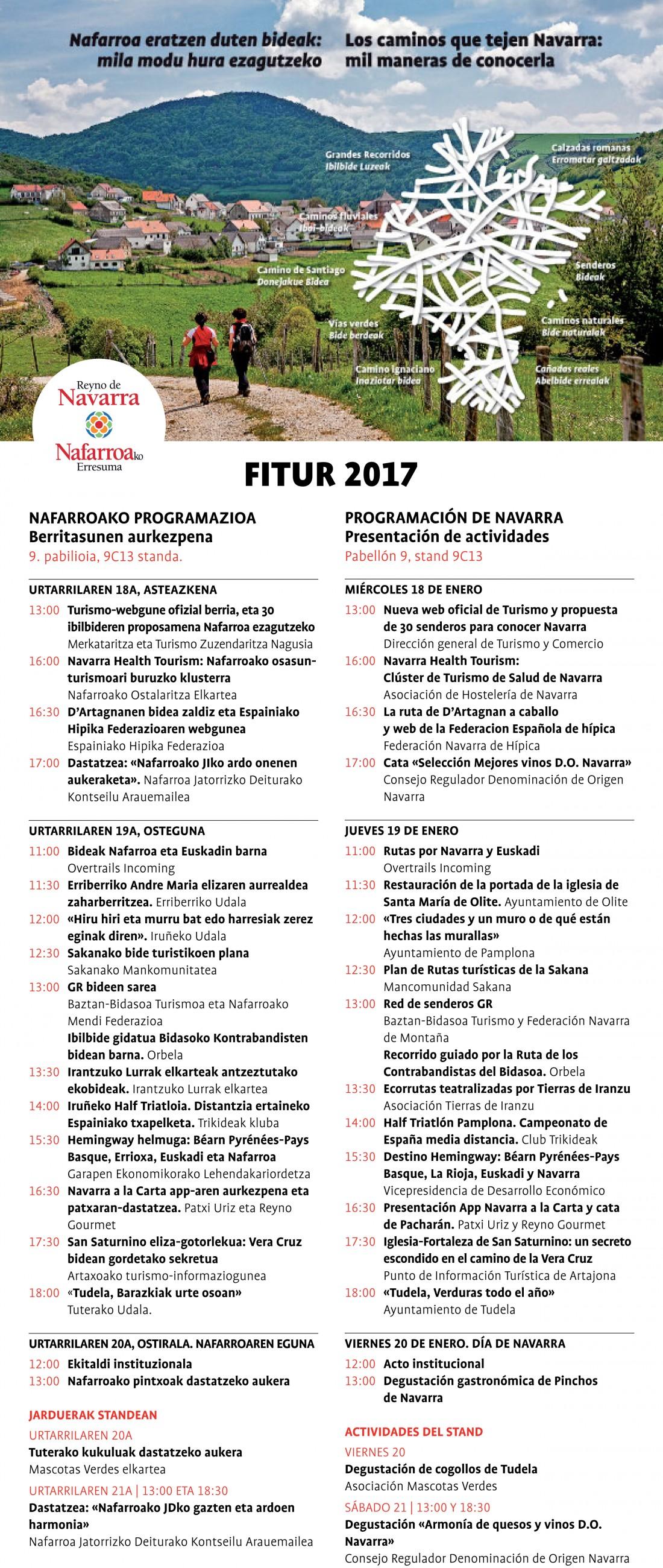 Programa FITUR 2017