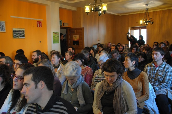 El Pirineo transmite al Gobierno foral que quiere emprender y pide apoyo