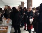 Iniciativa Solidaria de la 'Lanzadera de Empleo de Tudela' con personas en paro