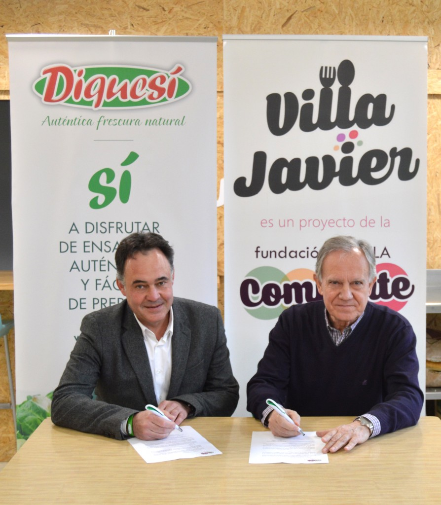 Vegetales Línea Verde y Villa Javier