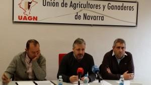 Lezáun, Bariáin y Serrano  de UAGN