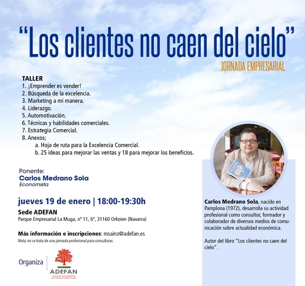 Jornada ADEFAN Carlos Medrano