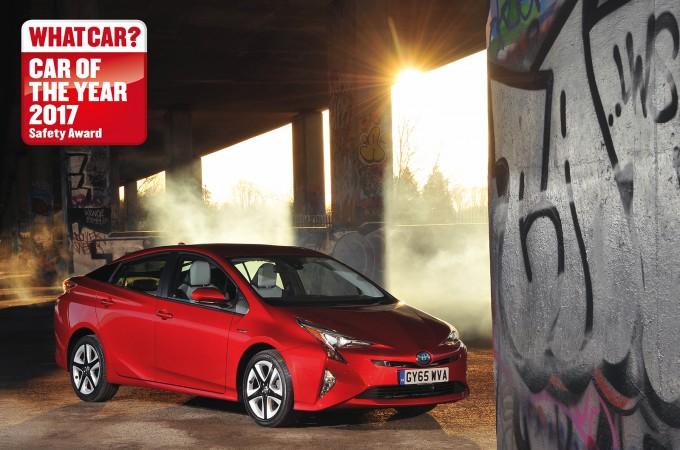 Más distinciones para la cuarta generación del Toyota Prius