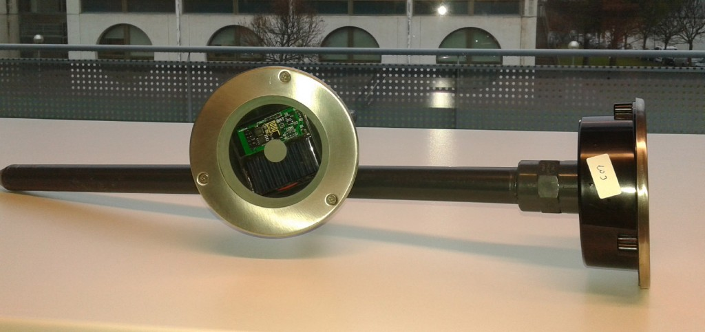 UPNA I3i sensor autónomo innovación