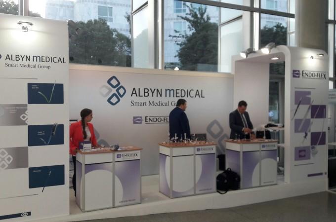La navarra Albyn Medical Group reafirma su proyecto empresarial