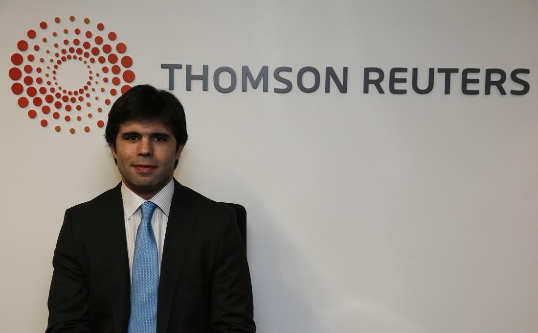 Alejandro Castex, Thomson Reuters